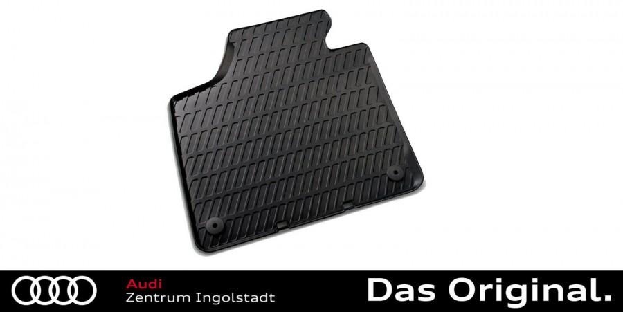 Gummimatten Gummi Fußmatten Satz hinten Original Audi A3 8P 8P0061511  041