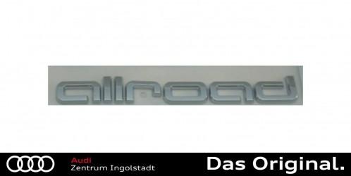 Original VW 4G8853741  2ZZ Schriftzug Logo Emblem