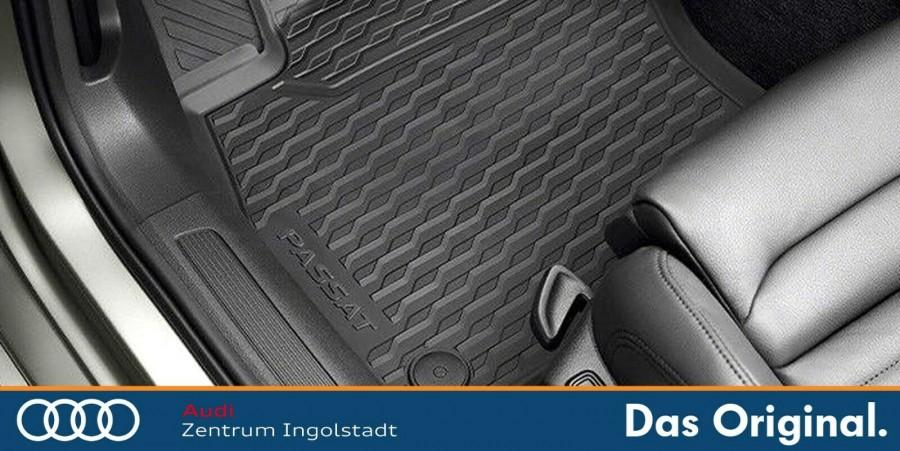 vorne /& hinten  Allwettermatten Original Seat Leon Gummifußmatten-Set