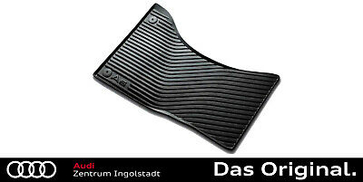 schwarz 8T0061511  041 Original Audi Gummifußmatten für A5//S5 hinten
