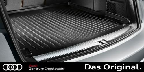 Original Audi Zubehör Q3 8U Gepäckraumschale Kofferraummatte 8U0061180